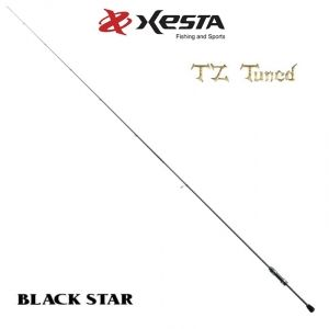 Ревю на Прът XESTA Light Game Black Star Solid TZ Tuned S64-S