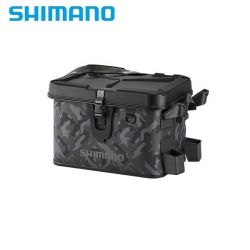 Чанта за лодка Shimano Rod Rest Boat Bag 32L-CAMO color BK-007R