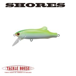 Tackle House heavy Minnow SHM65 -65mm. 13,5gr