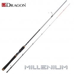 Прът Dragon Millenium FL Perch Spinn 14 2,45m. 3-14gr.