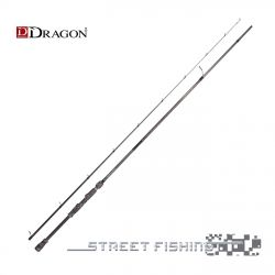 Прът Dragon Street Fishing Jig 15 2.45m. 3-15gr.
