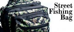 Чанта Molix Street Fishing Bag Navy/Camo - MSFB-NY/C