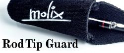 Протектор за въдица Molix Rod Tip Guard - MRTG-BK