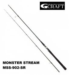 Въдица G-Craft Seven Sense -SR Monster Stream MSS-902-SR  2,74m. 42gr.