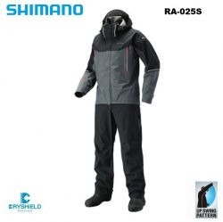 Яке+Панталон Shimano DS Advance Suit-Black/Gray RA-025S