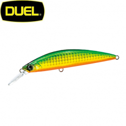 Воблер DUEL Hardcore Heavy Minnow (S) 70mm. 16gr. F1188