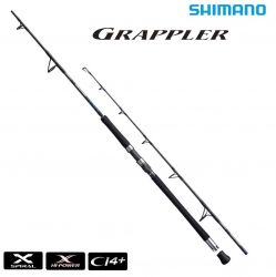 Въдица Shimano 19 Grappler Type Jigging S56-7