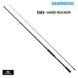 Въдица Shimano Hard Rocker BB S92MH