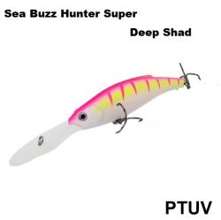 Воблер Sea Buzz Hunter Deep Shad SDR 125F - 49gr.