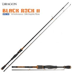 Прът Dragon Black Rock II Spinning 2.13m. 4-21gr