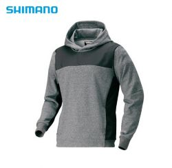 Полар с качулка Shimano PARKA WJ-075S color:Grey
