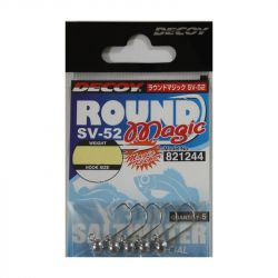 Глави за туистер Decoy Round Magic SV-52