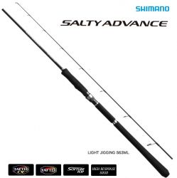 Salty Advance Light Jigging S63ML