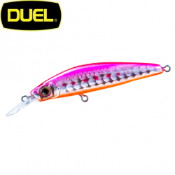 Воблер DUEL Hardcore LG Minnow (S) 50mm. 3gr. F1199