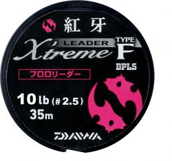 Месина DAIWA KOHGA Leader EX Type F 10LB. #2,5 -0,26mm./35m.