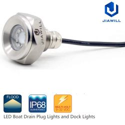 Подводна светлона Jiawill 316L - 27W Green Led