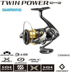 Shimano 20Twin Power C 3000MHG