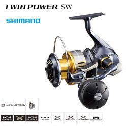 Shimano Twin Power15 SW 6000HG