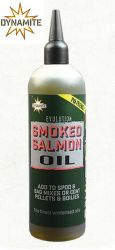 Evolution Oils Smoked Salmon