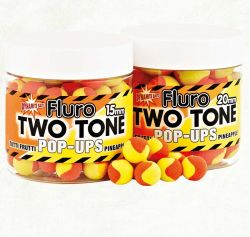 Прот.топчета Dynamite Baits Pop Ups Two Tone Tutti Frutti/Pineapple