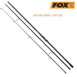 Fox EOS 3.60m. 3lbs.. 3pcs - CRD257