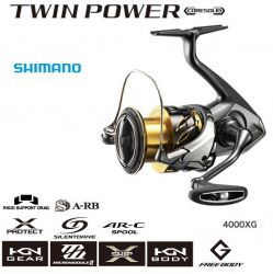 Shimano 20 Twin Power 4000 XG