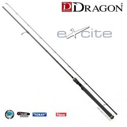 Dragon EXCITE Spinn 25  S902XF 5-25g  2.75m  20-85-275