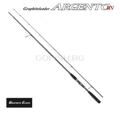 Graphiteleader ARGENTO-RV 902L-ML --2,74m. 6-28gr.