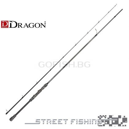 Прът Dragon Street Fishing Spinn 28 2.75m. 7-28gr.