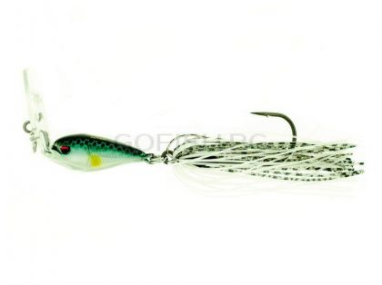 Molix Lover Speacial Vibration Jig 1/2 Treble Hook