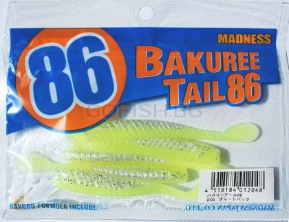 Madness bakuree Tail 86