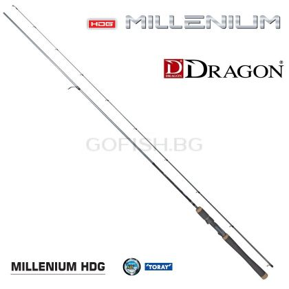 Dragon Millenium SP CrankBait