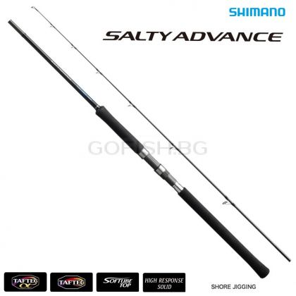 Shimano 19 Salty Advance Shore Jigging S100MH