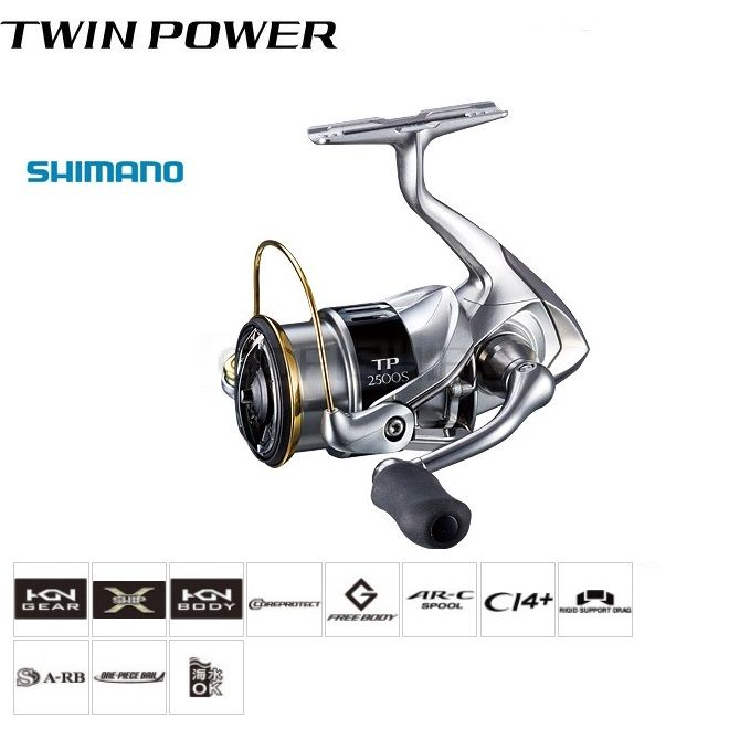 Макара Shimano Twin Power 2500S