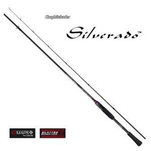 Graphiteleader SILVERADO GSIS-782M --2,34m. 5-20gr. Made in Japan
