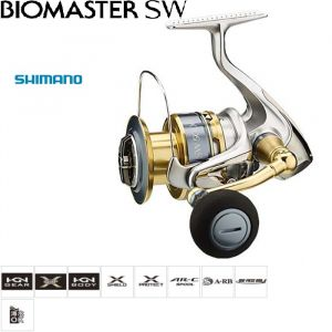 Макара  Shimano NEW Biomaster SW 5000 PG