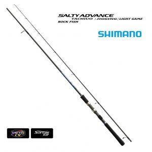 Прът Shimano JP Salty Advance Light Jigging S603ML-MAX150gr