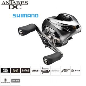 Макара мултиипликатор Shimano Antares DC Left-made in Japan 2017mod.