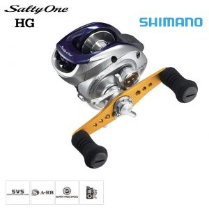 Макара мултипликатор Shimano Salty One HG- left hand