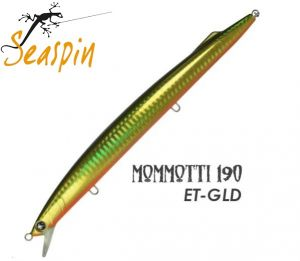 SeaSpin  Mommotti S 190mm.