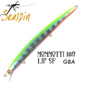 SeaSpin  Mommotti LIP SF Light 180mm.