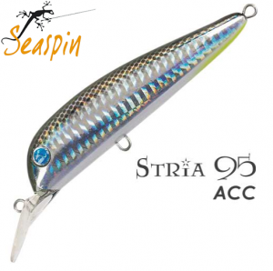 SeaSpin Stria 95mm 19gr
