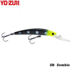 Yo-Zuri Crystal Minnow Deep Diver 90mm. R1205