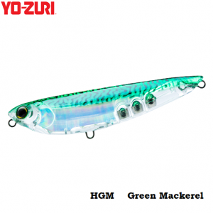 Yo-Zuri 3D Inshore Pencil 100mm. 14GR. R1209