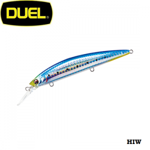 DUEL Hardcore Heavy Sinking Minnow 70SP 70mm. F973