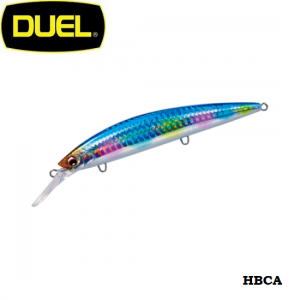 DUEL Hardcore Heavy Sinking Minnow 110mm. F975