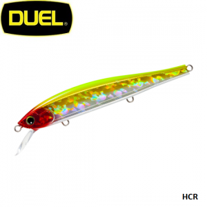 DUEL Hardcore Minnow FLAT 95SP F1087