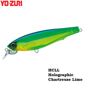 Yo-Zuri 3DS Minnow 100SP 100mm. F1157