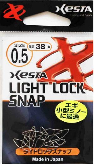 Карабинка XESTA Light Lock Snap