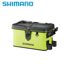 Чанта за лодка Shimano Rod Rest Boat Bag 27L-lime color BK-007R